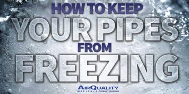 How to Prevent Your Pipes from Freezing this Winter