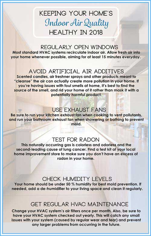 How to Improve Indoor Air Quality in the New Year