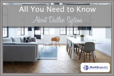 All You Need to Know About Ductless Systems