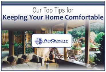 Our Top Tips for Keeping Your Home Comfortable