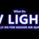 Air And Heat -- UV Lights -- 03-17-16